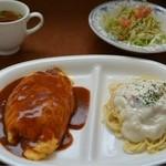 キッチンハウス ニキニキ - ランチセット