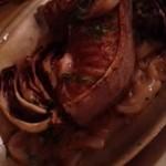 19407692 - メバチマグロとラディッキオのオーブン焼き