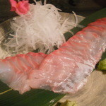 粥茶屋 写楽 - 石鯛