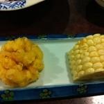 19411487 - 玉蜀黍食べ比べ