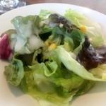 オアーゾ - セットのサラダ