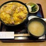 日本料理 ひなどり - 親子丼