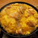 日本料理 ひなどり - 親子丼あっぷ