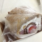 かぎや菓子舗 - シャルロットロール350円