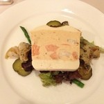 コートドール - オードブル 魚のテリーヌ