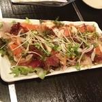 丁稚 - お魚のカルパッチョ