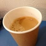 ル・プティ・ポワソン - コーヒー