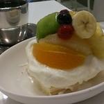 ハナコ - フルーツケーキ!フルーツ美味!
