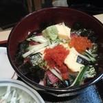 末廣寿し - 海鮮丼