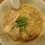 御食事処 土田 - 料理写真:再々訪 らーめん550円 麺はこんにゃく入りで無くノーマル