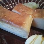 ファシュタ - チーズケーキ アップ