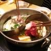 しゃぶ菜 - 料理写真:しゃぶしゃぶ鍋