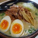 ら~麺処 豪屋 - トロ肉味噌ラーメン