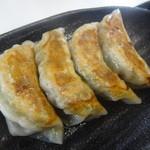 ら~麺処 豪屋 - 餃子(ランチAセット)