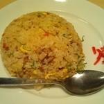 らーめん世界 - 料理写真:炒飯