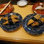 ひょうたんの回転寿司 - 名物の焼き穴子
