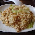 たまや - しょうが炒飯(630円)