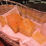 キッチャーノ - パン