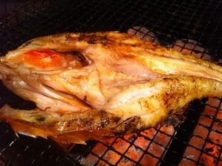 積丹浜料理 第八 太洋丸 - 北海きんき焼き