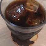 喫茶どんぐり - セットドリンク アイスコ-ヒ-