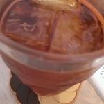 喫茶どんぐり - セットドリンク アイステイ