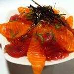 積丹浜料理 第八 太洋丸 - 創作海鮮丼!誕生日・サプライズ等に事前ご予約!女子にはうける事間違いなし!
