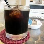 19425818 - ドリンクはアイスコーヒー
