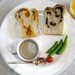 19426587 - シチリアとフィグで朝食