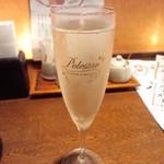 津多家 - スパークリングワイン