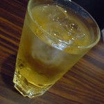 虎鉄 - 梅酒の水割り♪和ばぁる晩酌セット500円の始まり始まり~♪