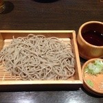 19430131 - バルメニュー(蕎麦)