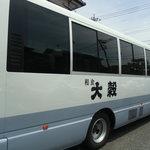 19431412 - お寺さんよりバスで移動