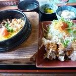 Karibu - 味わい釜飯とチキン竜田揚げ