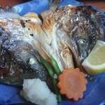 19434117 - 鮭兜焼き(Bランチ/2013.6)