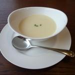 百屋 - じゃがいものスープ
