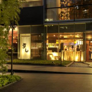 東銀座の洒落た雰囲気の寿司屋と言えば、ここ築地きたろう