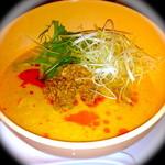チャイナレストラン 一品香 - 料理写真:当店一番人気の坦々麺です!意外とあっさり(^ ^)