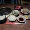 美味肉家 能勢 - 料理写真:切り落としランチご飯大盛り(無料)1200円