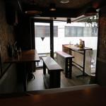 糀Cafe Izakaya Suiren - 小ぢんまりとした雰囲気です。