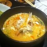 Chuukabarujamu - 白胡麻担々麺