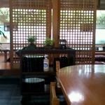 おやじの台所 森崎 - 板の間の座敷