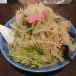 長崎菜館 - ちゃんぽん