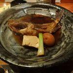 魚料理 ろっこん - ガシラ(カサゴ)の煮付け