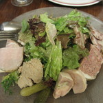 フィデリテ - お勧め 骨太サラダ