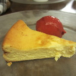 フィデリテ - チーズケーキ
