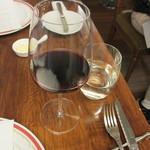 フィデリテ - グラスワイン 重い方