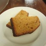 フィデリテ - キャラメルパウンドケーキ