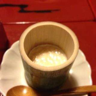 祇園畑中 - homemade tofu