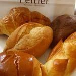 ペルティエ - 購入した袋の中味
