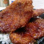 大善 - ソースカツ丼:800円